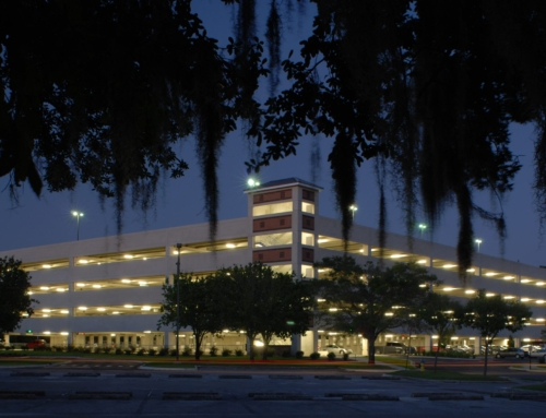 TALLAHASSEE COMMUNITY COLLEGE PARKING GARAGE
