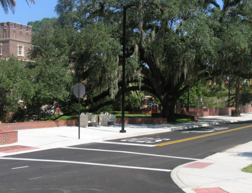 FSU CONVOCATION WAY SITE & PEDESTRIAN IMPROVEMENTS