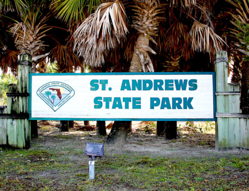 ST. ANDREWS STATE PARK MUNICIPAL SEWER PHASE III