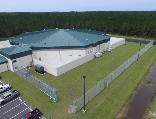 FLAGLER COUNTY JAIL ADDITION