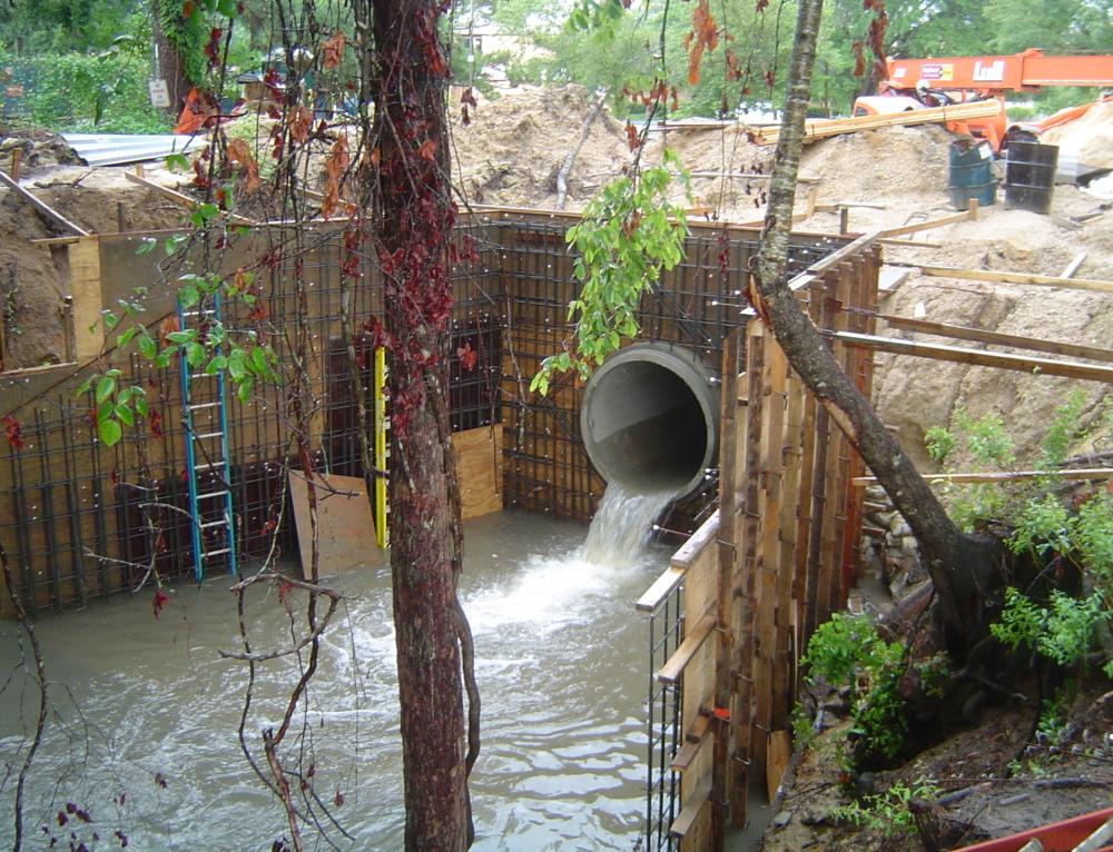 TCC Campus-wide Drainage Improvements
