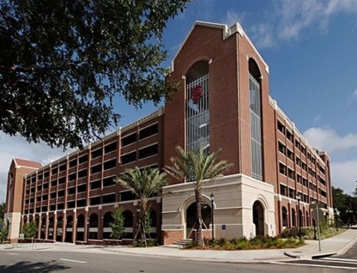 FSU PARKING GARAGE No. 6