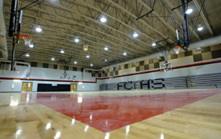 Franklin County K12 Basketball Court